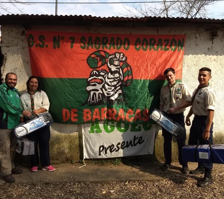 Grupo Scout número 7 Sagrado Corazón (CABA)