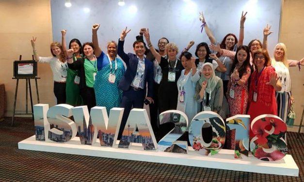 AGOEC en ISWA 2018