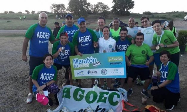 Maratón Eco Cross 2018