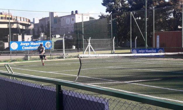 Segunda fecha del torneo de Tenis