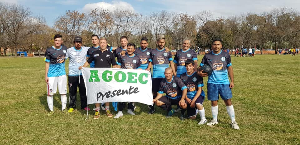 Torneo de Fútbol Agoec 2019
