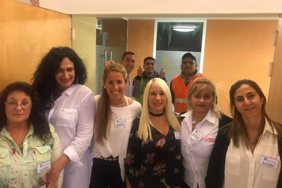 Cena de Fundación Argentina de Transplante Hepatico en nuestra Quinta Vacareza