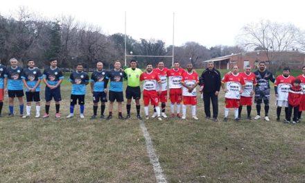 Fecha 5 copa Jorge Mancini