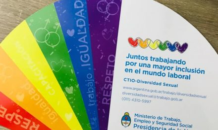 CHARLA DEBATE SOBRE DIVERSIDAD SEXUAL EN EL MUNDO LABORAL