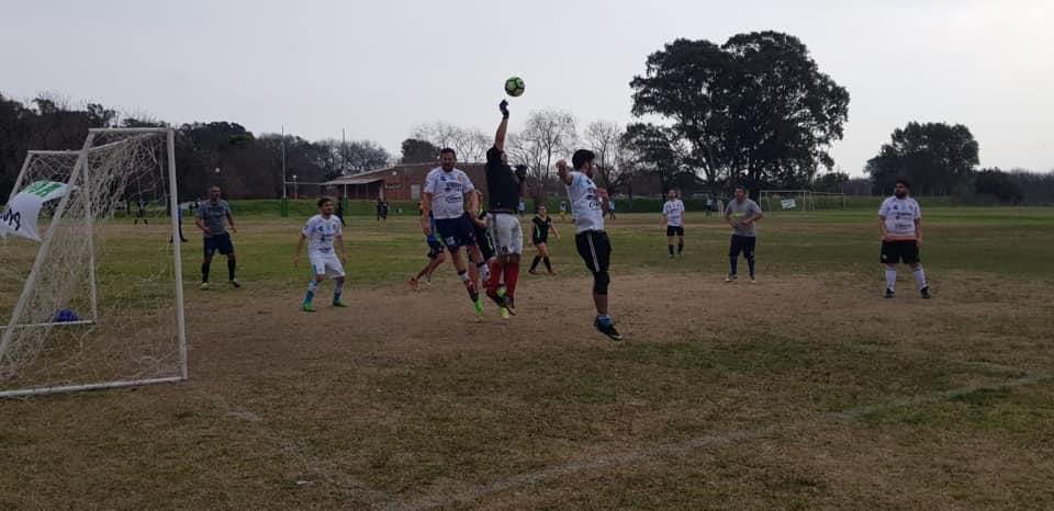 Fecha 7 Copa Jorge Mancini
