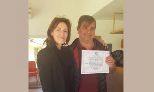 ASUNCION DE LOS COMPAÑEROS Y COMPAÑERAS QUE INTEGRAN LA COMISION DIRECTIVA