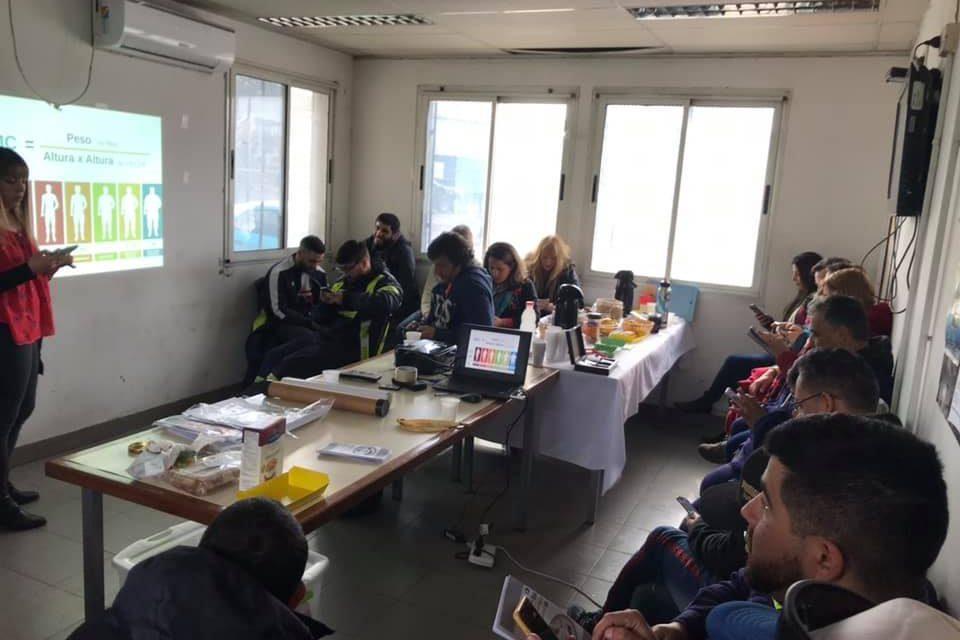 Reunión del Frente Sindical de Acción Climática