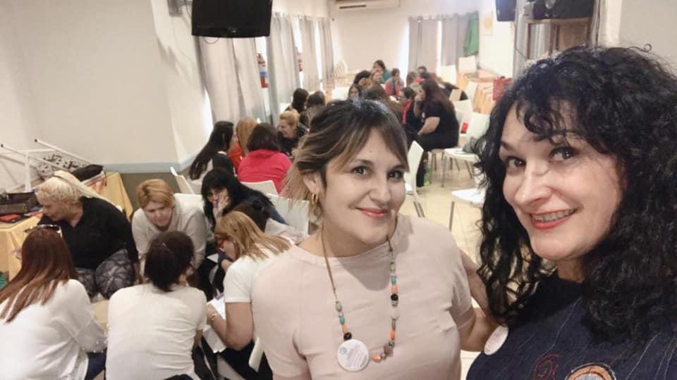 Primer Encuentro de Mujeres Agoec 2019 Mar del Plata DÍA1