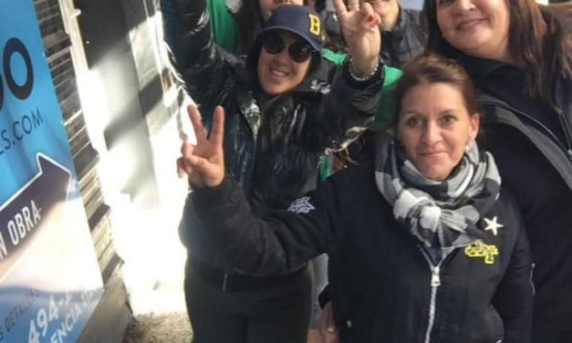Primer Encuentro de Mujeres Agoec 2019 Mar del Plata DÍA2