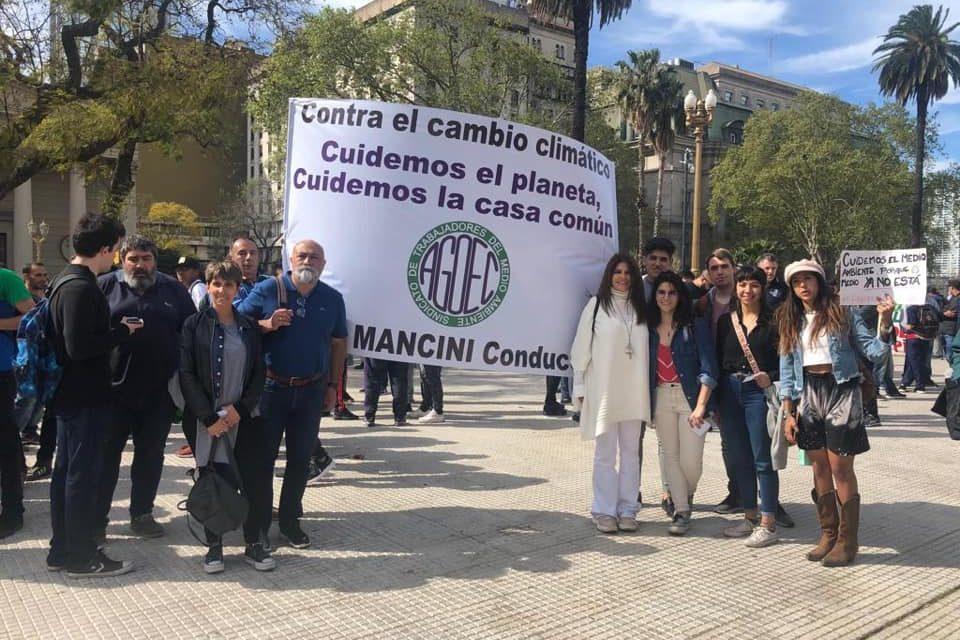 3era Movilización Mundial por la Crisis Climática