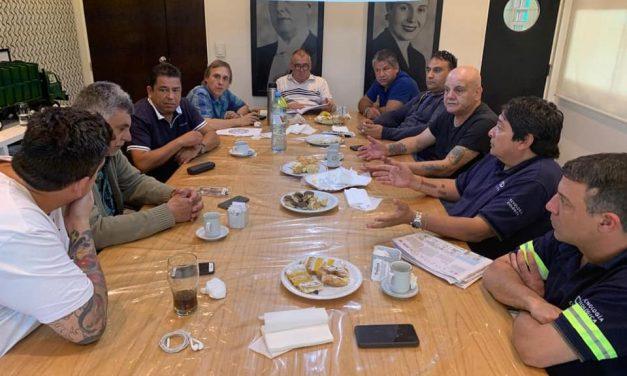 Reunión Delegados Regionales