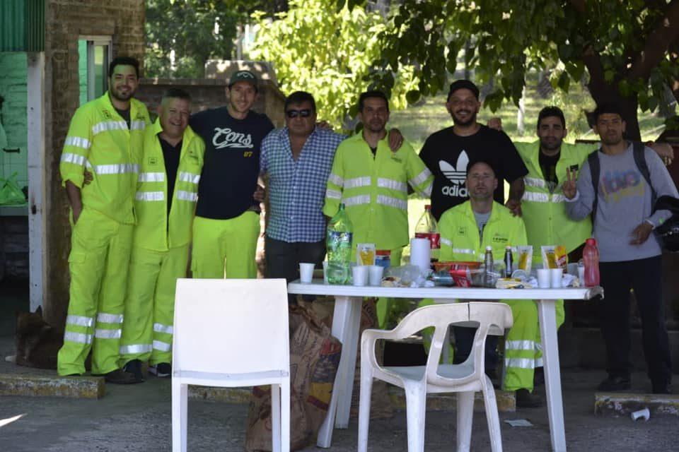 Día de los Trabajadores de Medio Ambiente