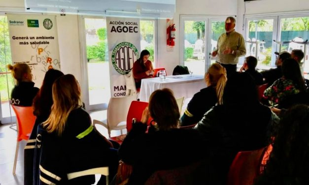 Quinta Vacarezza – Tercer encuentro del Curso de Preventor Laboral