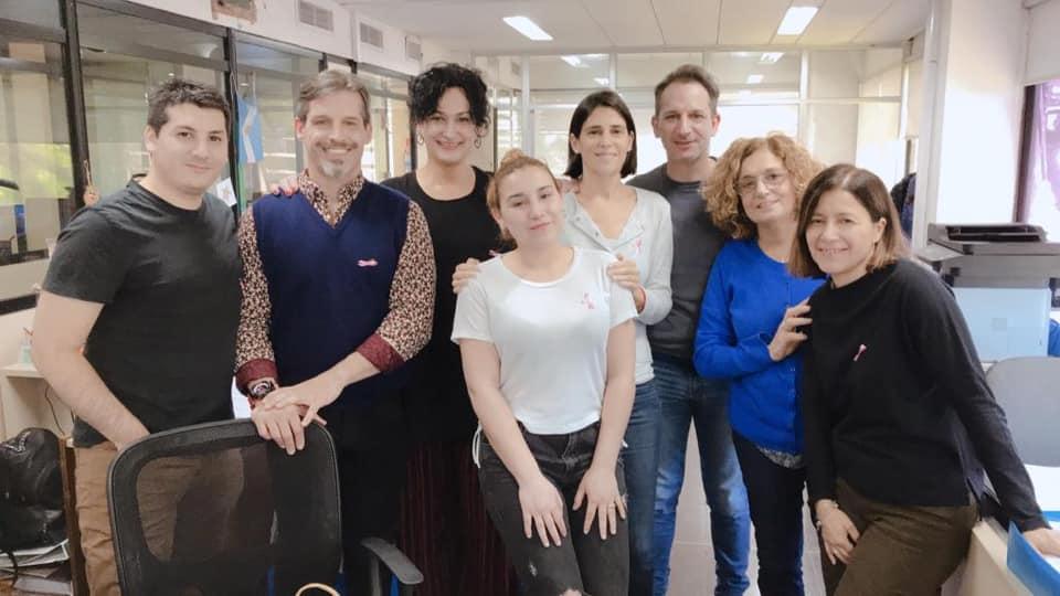 Mes Internacional de lucha contra el Cancer de Mama