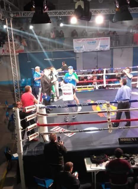 PELEA AGUSTIN SUGAR QUINTANA – Sábado 2 de Noviembre a las 22 hs por el Canal TyC Sport