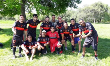 Torneo de Fútbol – Fecha 13 – Copa Jorge Mancini
