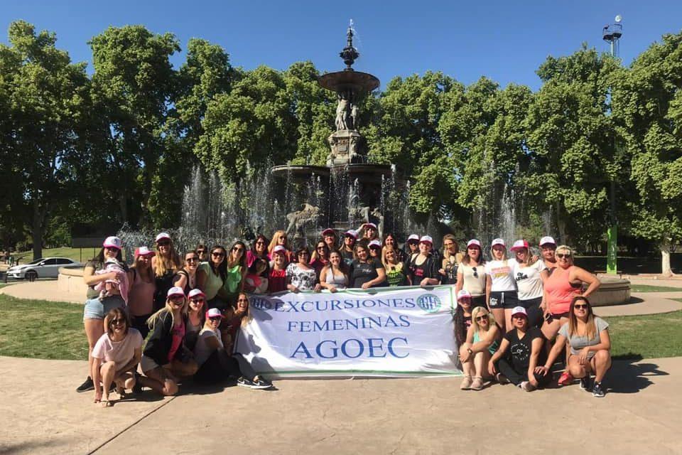 Excursiones Femeninas Agoec – Jornada XI Mendoza