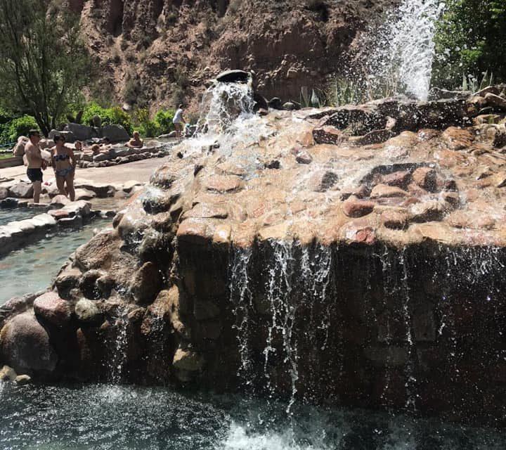 Excursiones Femeninas Agoec – Termas de Cacheuta