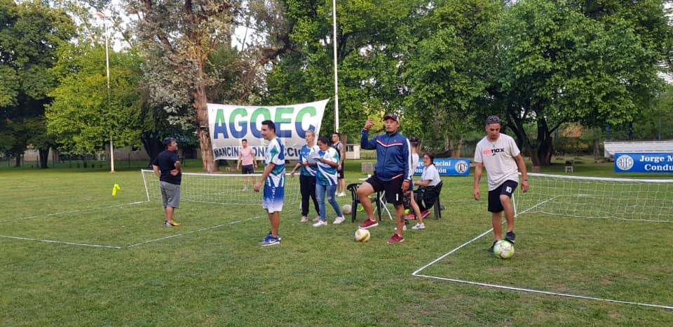 Quinta Vacarezza – Fútbol Tenis -Metegol- Ping pong