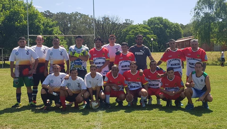 Cuartos de finales Copa Jorge Mancini