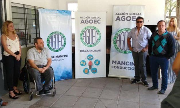 Taller por el *Día Internacional de las Personas con Discapacidad*