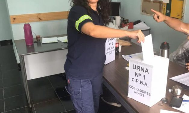 Elecciones de Delegados Agoec 2019
