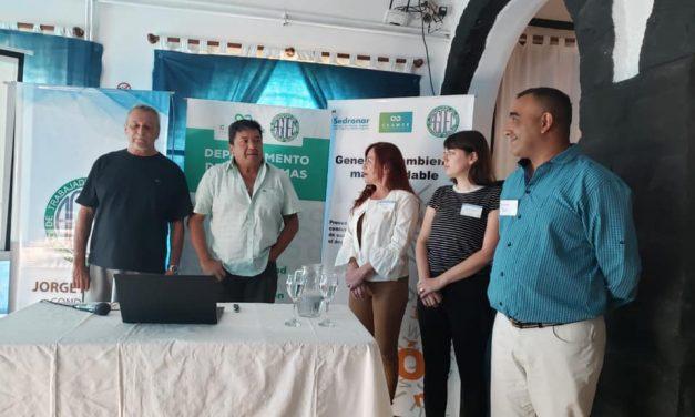 Jornada de Prevención del Consumo Problemático de Sustancias en el Ámbito Laboral