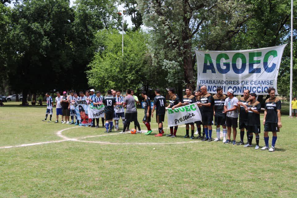 Copa Jorge Mancini🏆 Final Copa de Oro
