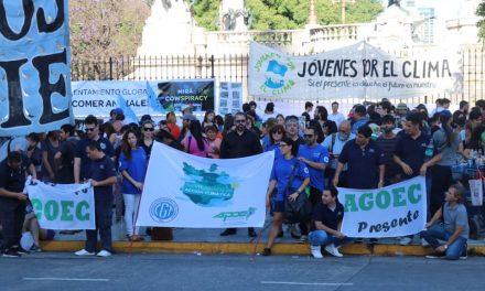 4ta Jornada de Protesta por el Cambio Climático