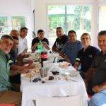Almuerzo con Delegados Regionales