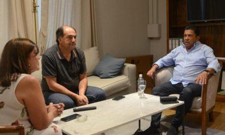 Reunion Con la Ministra Teresa Garcia