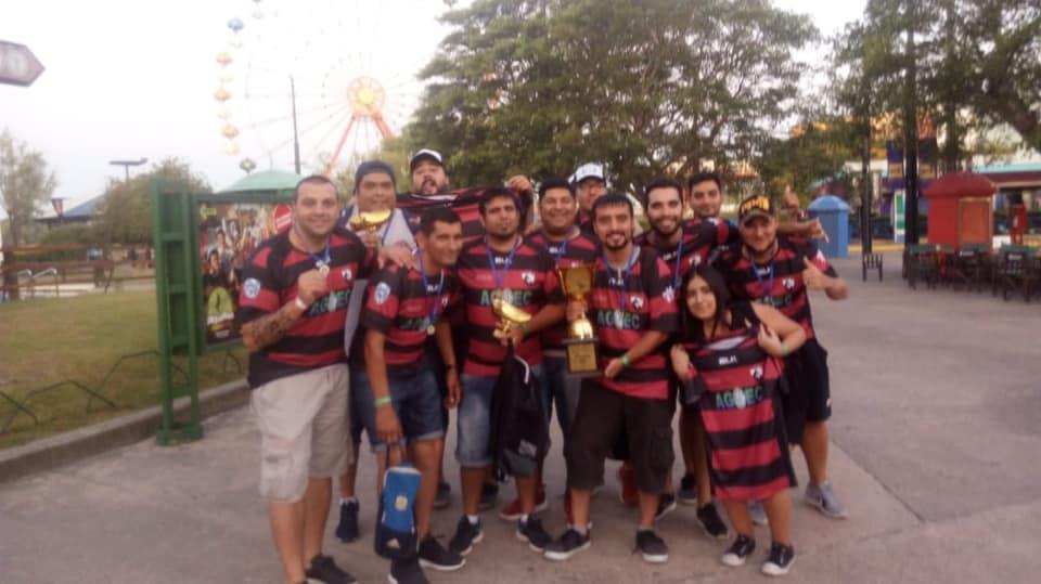 """Felicitaciones al equipo """"Pro Revolution"""""""