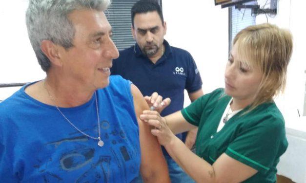 Programa de vacunacion 2020