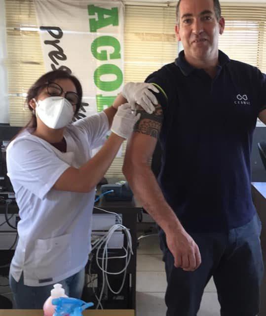 Vacunación Agoec 2020