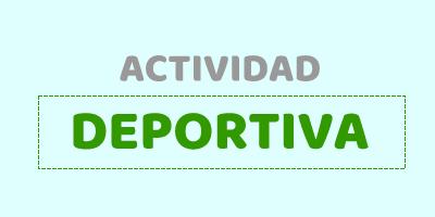 ACTIVIDAD – DESAFIO DEPORTIVO