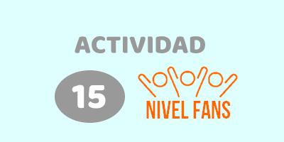 ACTIVIDAD 15 – ADIVINA A QUE PELÍCULA PERTENECE EL OBJETO NIVEL FAN!