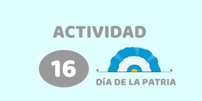 ACTIVIDAD 16 – ¿A QUE JUGABAN CHICOS Y ADULTOS EN LA ÉPOCA COLONIAL?