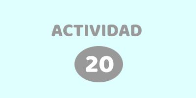 ACTIVIDAD 20 – Encontrá al menos 10 películas ocultas en la imagen.