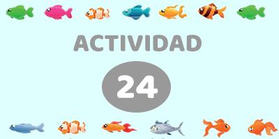 ACTIVIDAD 24 – DESAFÍO DE LOS PESCADORES