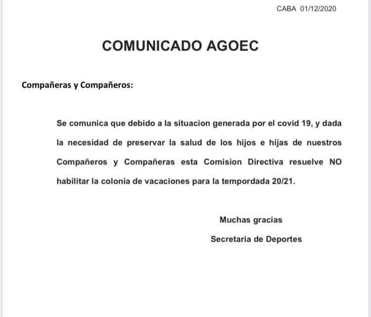 Anuncio Secretaría de Deportes