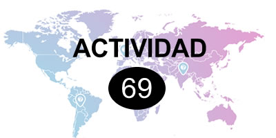 ACIVIDAD 69 – ¿DÓNDE QUEDA? PASEO VIRTUAL POR EL MUNDO