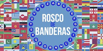 """ACTIVIDAD DEL DÍA – Animate a este """"ROSCO"""" de Banderas."""