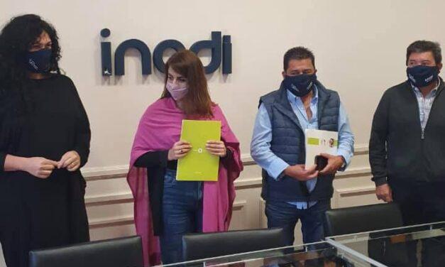 Convenio Marco de Cooperación INADI – AGOEC
