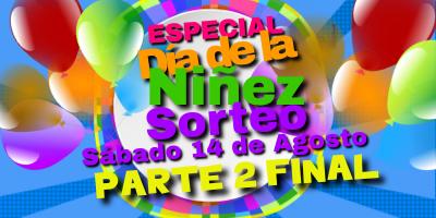 ACTIVIDAD ESPECIAL DÍA DE LA NIÑEZ – PARTE2 – DESAFIO FINAL
